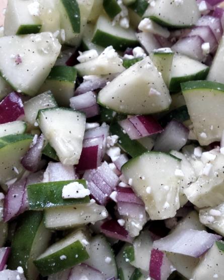bhutan salad