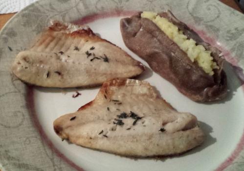 FD fish pasty