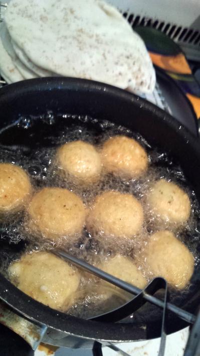 EGY frying