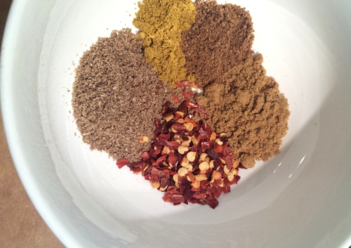 SRI spices