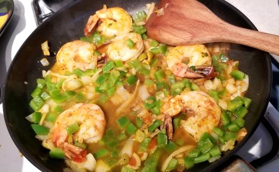 PR shrimp