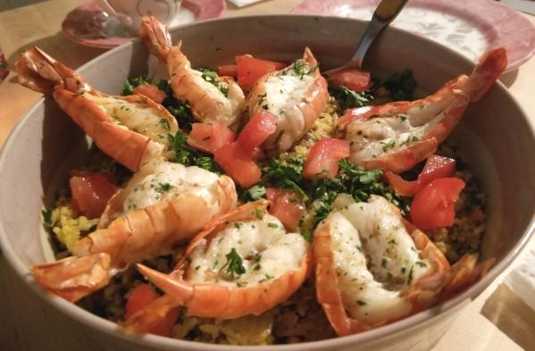 BHR shrimp