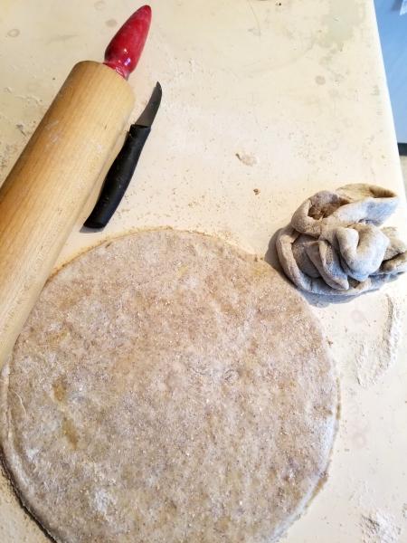 ERI dough