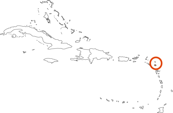 AnB map