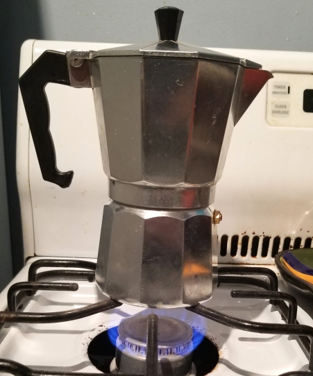 JOR coffeepot