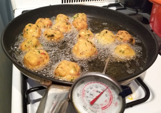 SEY frying