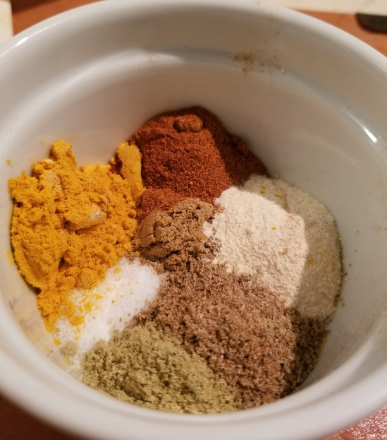 KEN spices