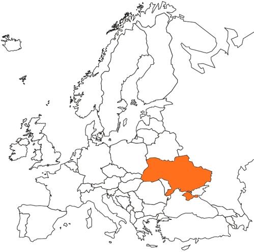 UKR map