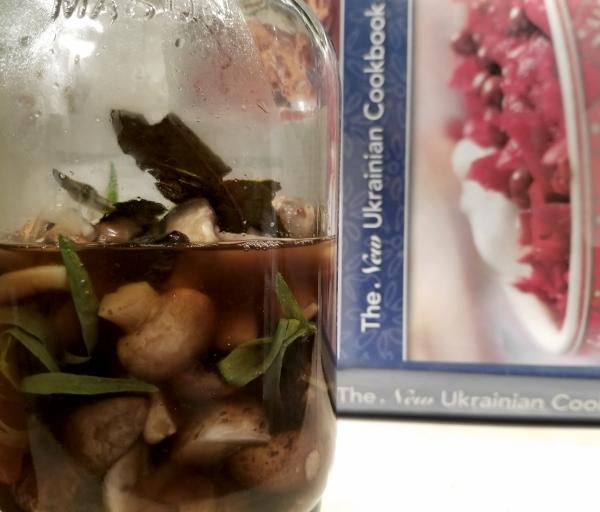 UKR mushroom