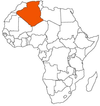 ALG map