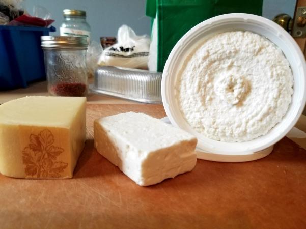 GA cheese