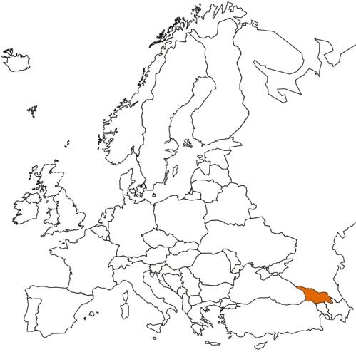 GA map