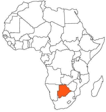BOT map