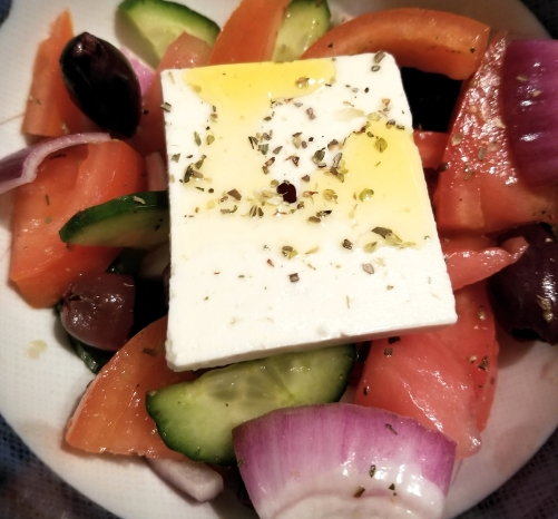 GRC salad