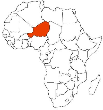 NR map