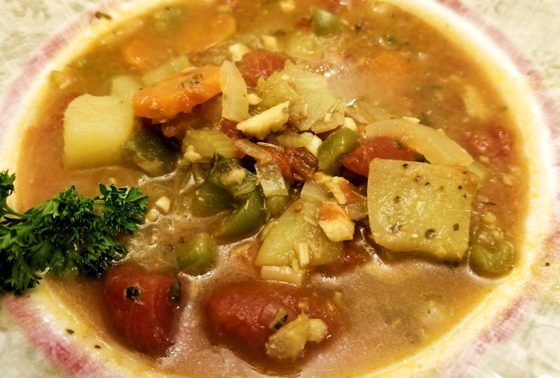 BER soup