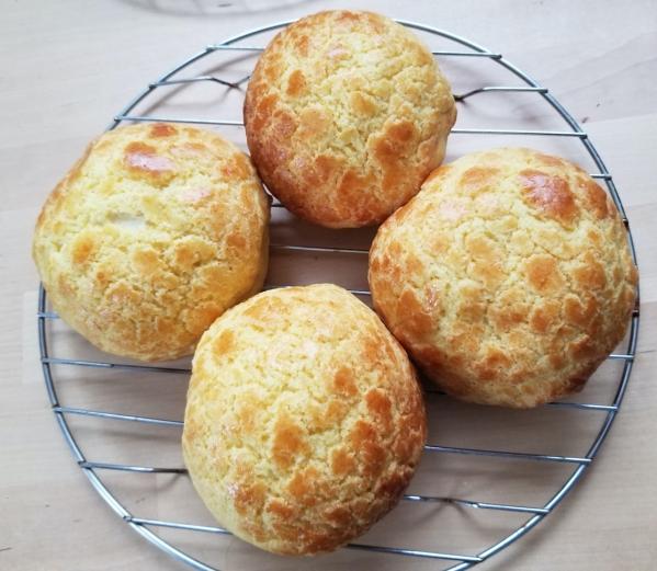 HK buns