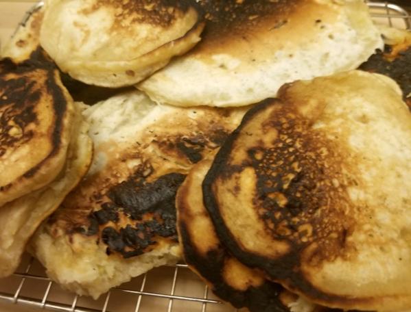 TGA pancakes