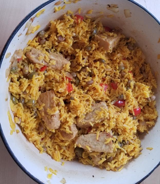 CUB rice