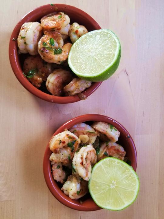 CUB shrimp