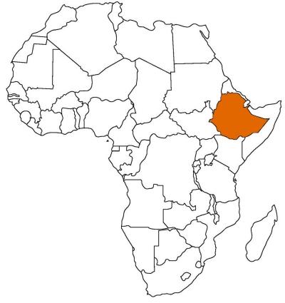 ETH map